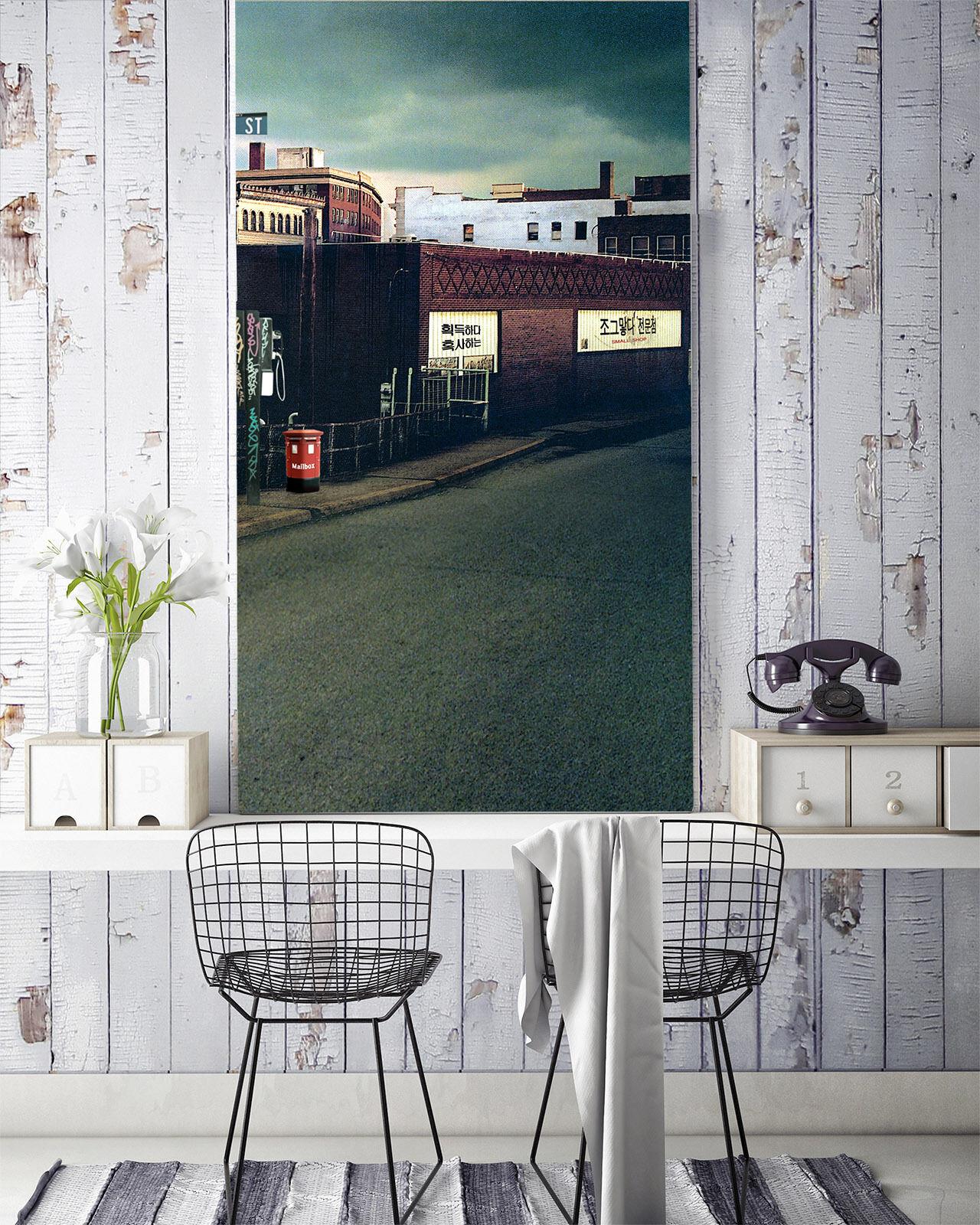 3D Sky Highway City Paper Wall Print Wall Decal Wall Deco Indoor Murals