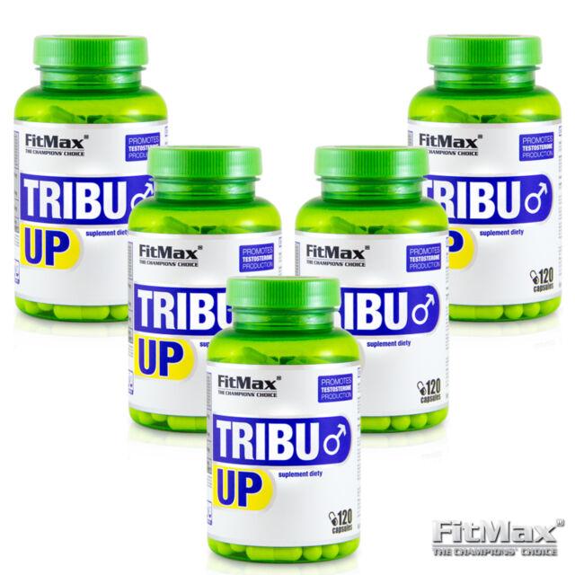 TRIBU UP - Tribulus Testosterone Booster For Man - Improves Libido Bodybuilding eBay