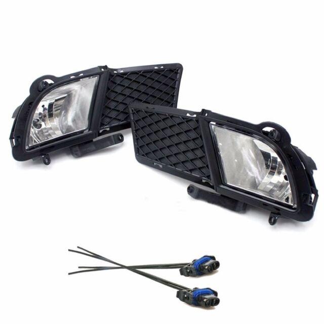 Fog Light Lamp Cover Wiring Set 6p For 2011