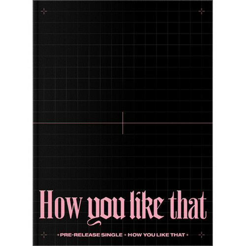 K-Pop BLACKPINK - SPECIAL EDITION [How You Like That] (BLPK01S)