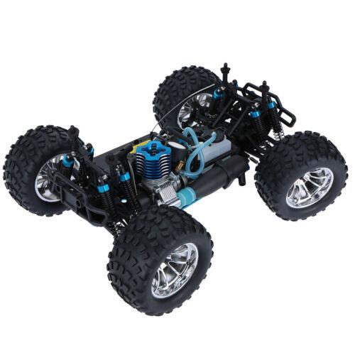 4 PCS 08064 Stub Axle for Redcat 1:10 Model Car Truck Upgrade Parts New