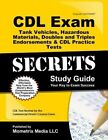 CDL Exam Secrets - Tank Vehicles, Hazardous Materials, Doubles and Triples Endorsements and CDL Practice Tests Study Guide: CDL Test Review for the Commercial Driver's License Exam by Mometrix Media LLC (Paperback / softback, 2016)