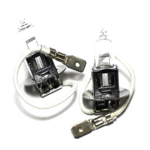 H3 H7 501 55w Clear Xenon HID High//Low//Side Light Beam Headlight Bulbs