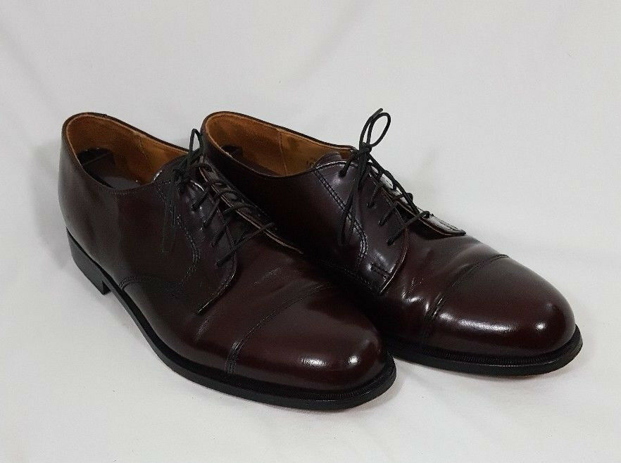 Cole Haan Caldwell Dress Oxford Lace Up Leather shoes Size 10