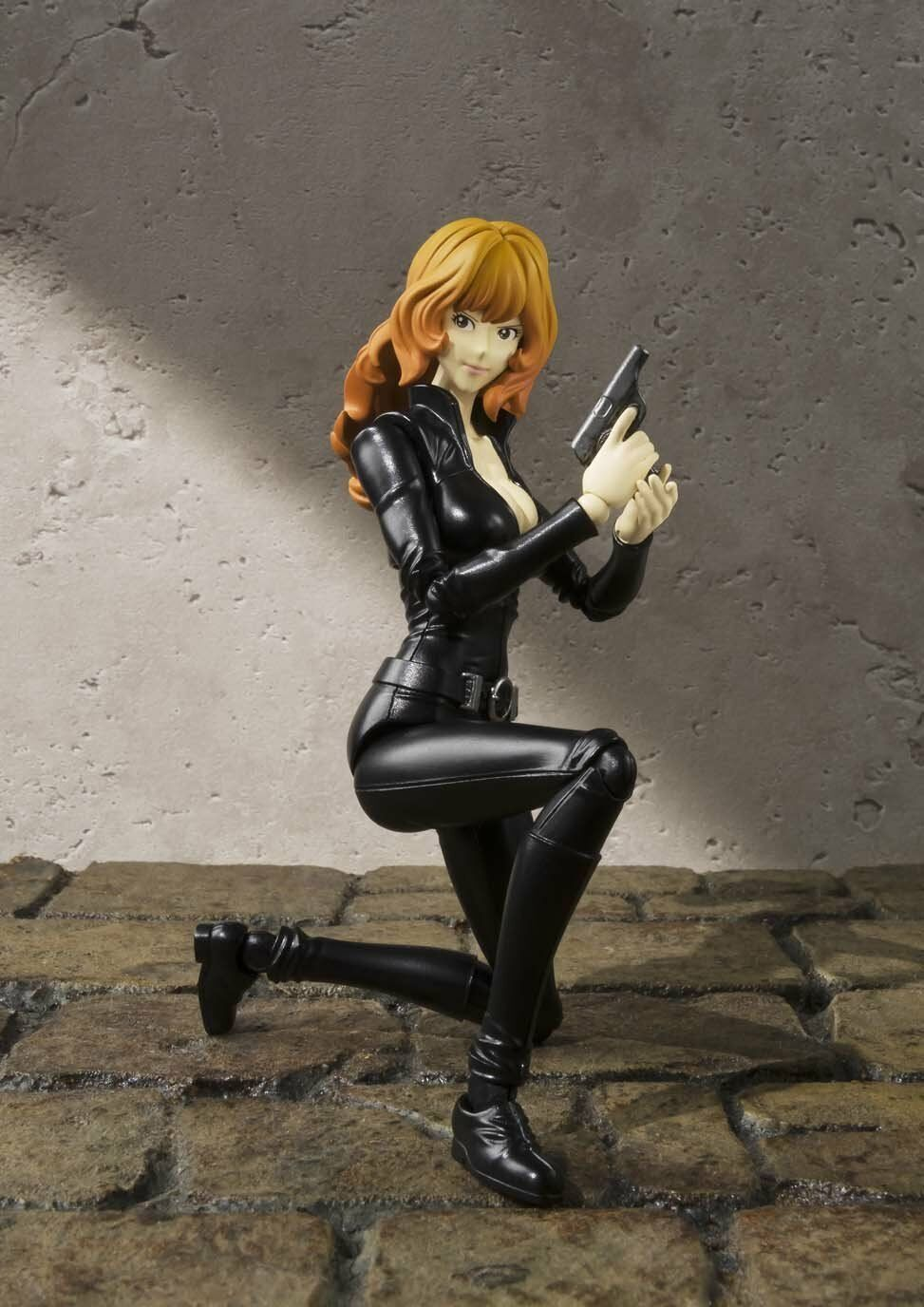 Bandai S.H.Figuarts Fujiko Mine Lupin the 3rd 3rd 3rd Action Figure third 24dcac