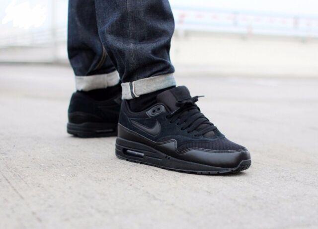 pas mal 2afd8 66c26 Nike Air Max 1 Essential Men's Running Shoes Sz 9.5 US / 43 EU