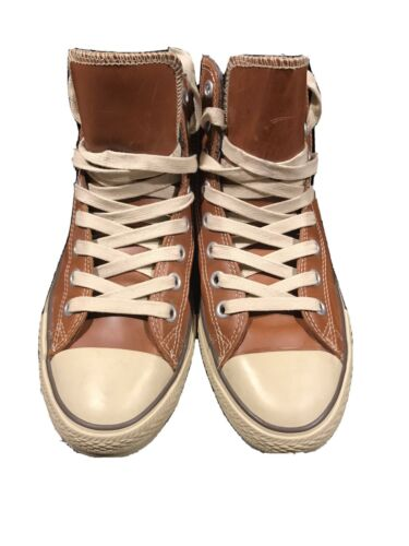 Converse Chuck Taylor All Star Hi - Brown Leather