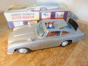 Gilbert James Bond S Aston Martin Db5 Rare Original Model Ebay