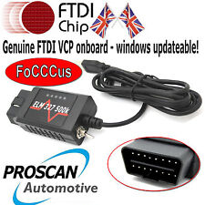 ELM 327 USB FoCCCus ELMconfig Config Fully Compatible FTDI