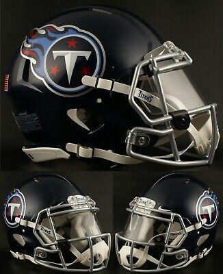 TENNESSEE TITANS Football Helmet | eBay
