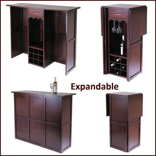 Liquor Cabinet Mini Bar Furniture Wine, Wine Cabinet Bar Furniture