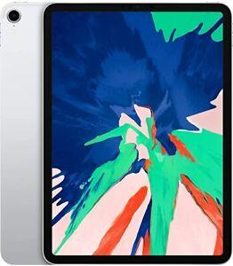 "Apple iPad Pro (2018) 11"" 64 GB Silver  WiFi+Cellular Grado A/B Usato"