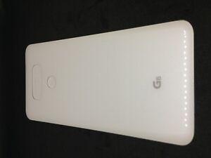 Akkudeckel-Backcover-LG-G6-weiss-Inkl-Aufkleber-Adhesive-NEU-smartfix24com