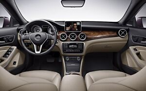 Image Is Loading 2014 Mercedes Benz CLA Class C117 HDMI Video