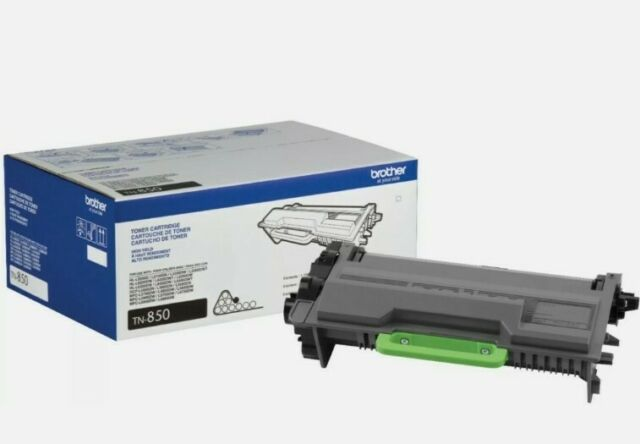 Brother TN-850 High Yield Black Toner Cartridge, TN850 Free Shipping!!