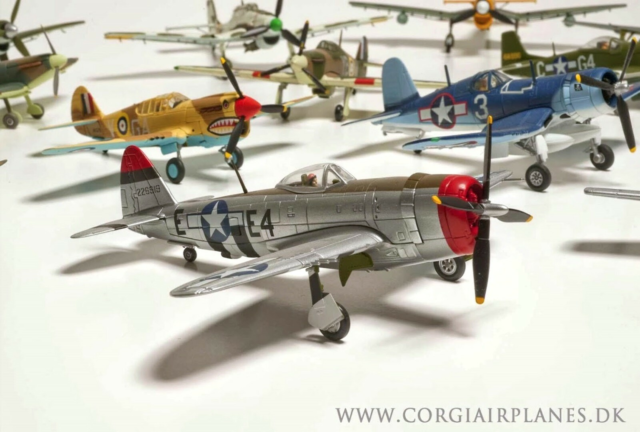 Modelfly, Corgi modelfly i metal Corgi Aviation Archive,…