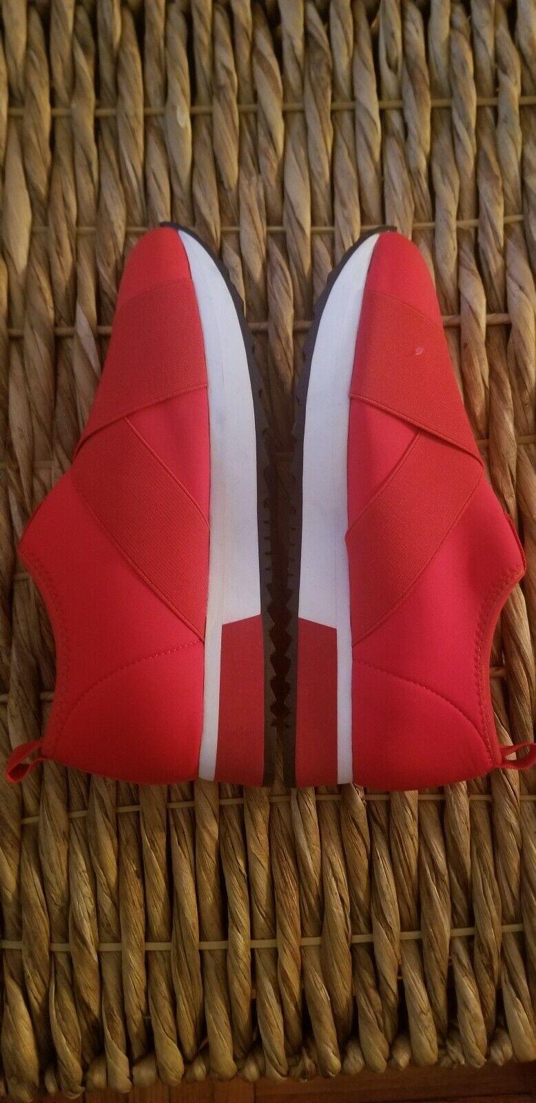 Zlny rouge TURIN Slip-On Baskets