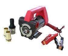 Dieselpumpe Heizölpumpe selbstansaugend 12V/155W Ölabsaugpumpe Kraftstoffpumpe