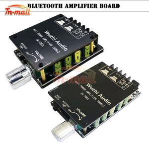 2x100W-MINI-HIFI-AUX-Bluetooth-TPA3116-High-Power-Filter-Digital-Amplifier-Board