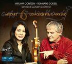 Mozart: 6 Concerti per il Violino (CD, Feb-2014, 2 Discs, Oehms Classics)
