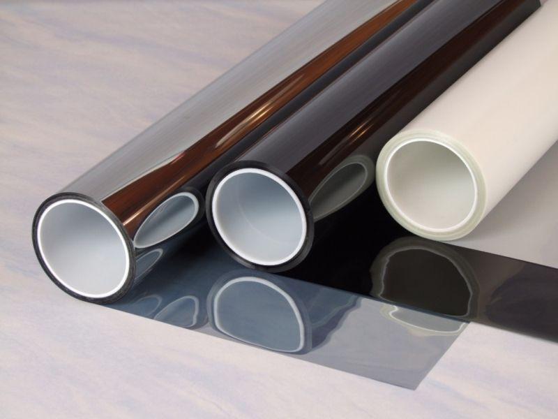 Tönungsfolie SOL-230x silber mittel 1x Rolle 30,5 m