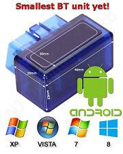 ELM327 Mini Bluetooth ODB2 ODBII Car Auto Torque Diagnostic Scanner Tool