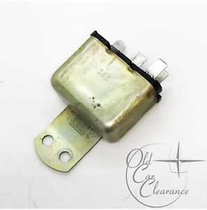 1969-1971 Lincoln Mark III Low Fuel Warning Light Relay (C8SZ10A968A)