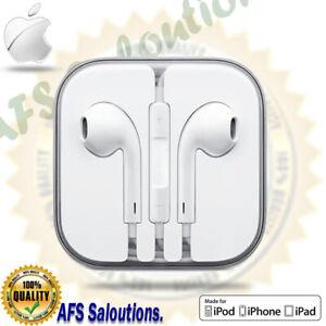 Genuine-Earphones-Headphones-Earpods-for-Apple-iPhone-6-6s-5-5s-iPod-iPad-Mic