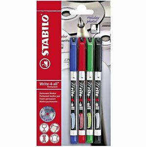 STABILO Fine Marker Pen