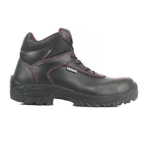Avec Composite Cofra Chaussures Sécurité Bouts Evelyne Femmes De DE2WH9IY