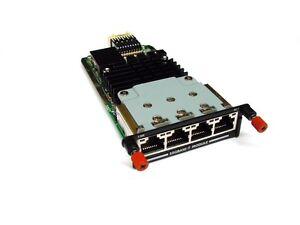 DELL-PC8100-8100-Series-8132-8132F-8164-8164F-10Gbe-10-Gigabit-QUAD-Module-HPP69
