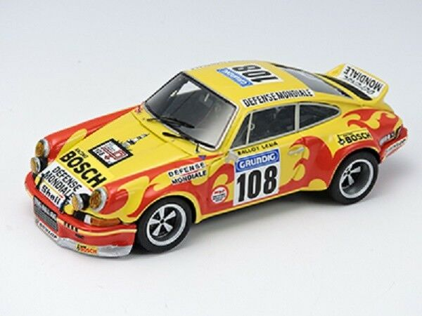 kit Porsche Carrera RSR  108 Tour de France 1973 - arena models kit 1 43