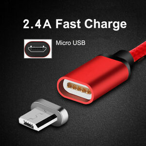 1M-2M-3M-2-4A-Magnetic-Adapter-Charger-Micro-USB-High-Speed-Data-Charging-Cable