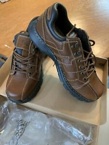 GBX-Ultra-3-Mens-Dress-Shoes-Boots-Lace-Up-Brown-11-M-New