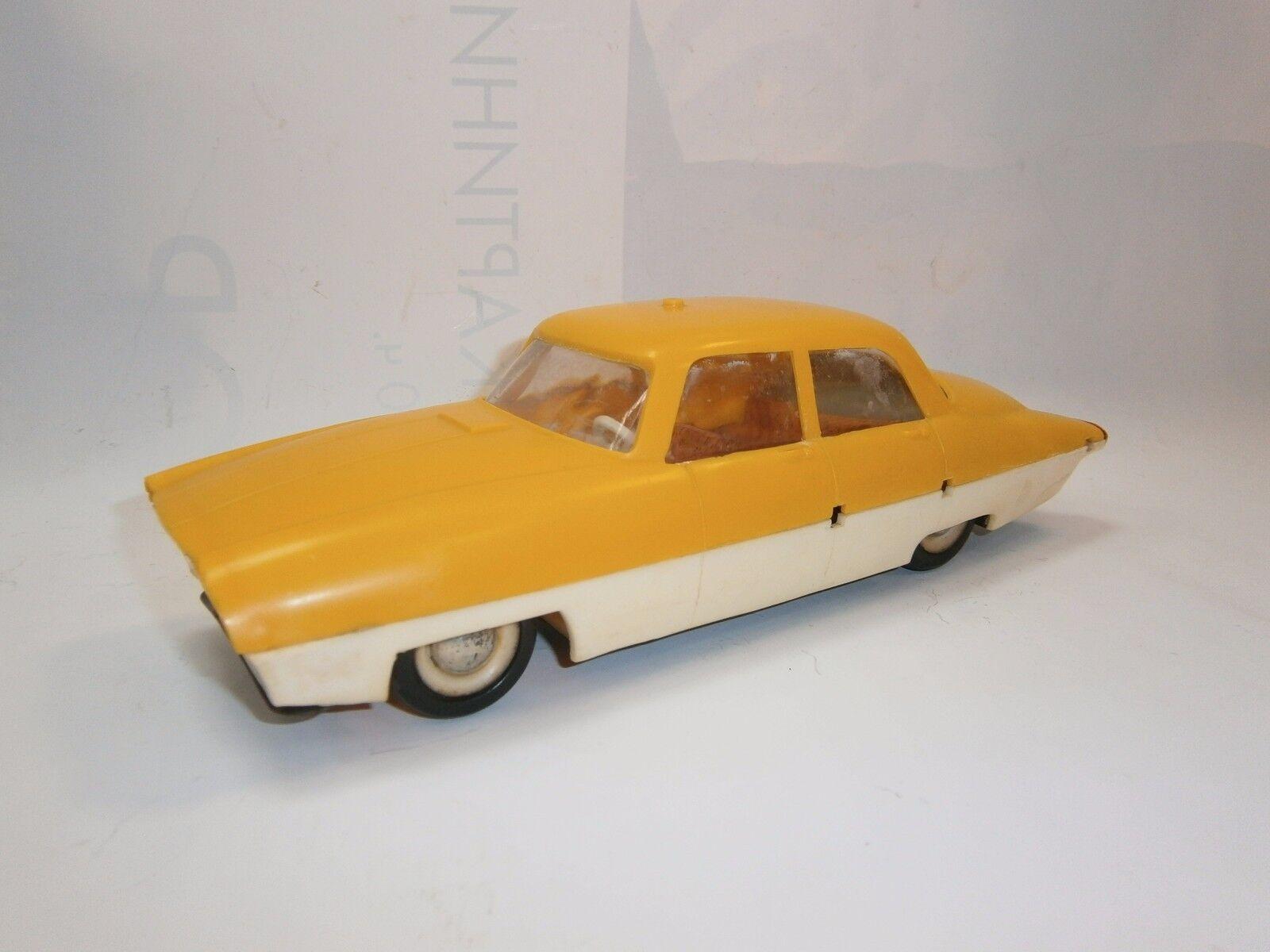 costo real Vintage Vintage Vintage Muy Raro Plástico Rusa Soviética Urss Volga Limusina Coche De Juguete  descuento de bajo precio