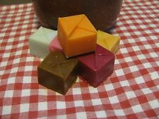 Sweet Tarts Scented Blended Soy Wax Tart Melts Chubby Chunks
