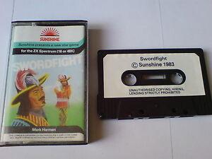 Glorieux Kanayama-sunshine 1983-zx Spectrum 16k/48k-afficher Le Titre D'origine Vous Garder En Forme Tout Le Temps