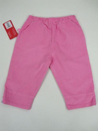 Plum Newborn Baby Girls Casual Elastic Waist Pants size 0 Colour Pink