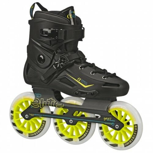 RollerDerby Elite Alpha 125mm 3-wheel Inline Skate