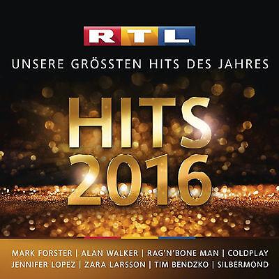 VARIOUS - RTL Hits 2016 - (CD)   eBay
