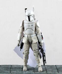 Boba Fett Mini Figure Star Wars Episode V Bounty Hunter UK Seller