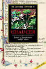 The Cambridge Companion to Chaucer by Cambridge University Press (Paperback, 2004)