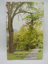 The New Testament-World Bible School Ed.-Gospel Teachers Publication Paperback