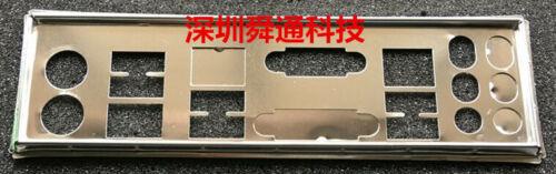 IO I//O Shield Back Plate BackPlate Blende Bracket for MSI H55M-E33