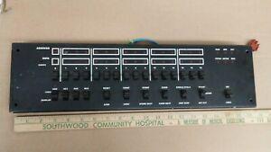 Vintage-Computer-ENTREX-NIXDORF-SIEMENS-OLD-Rare-Collectible-16-bit-Front-Panel