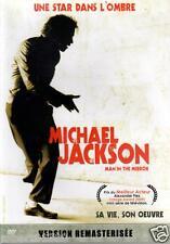 D.V.D../...MICHAEL JACKSON UNE STAR DANS L'OMBRE.../...MAN IN THE MIRROR....