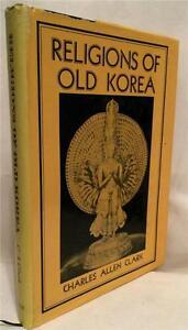RELIGIONS-OF-OLD-KOREA-CHUNTOKYO-CULT-BUDDHISM-SHAMANISM-MYSTIC-OCCULT