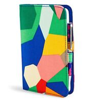 Vera Bradley Fabric Journal In Pop Art on sale