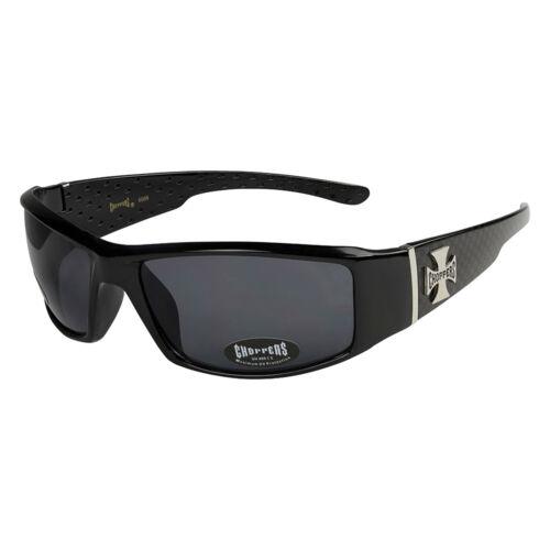 Choppers 302 Sonnenbrille Sportbrille Brille Herren Damen Männer Frauen schwarz