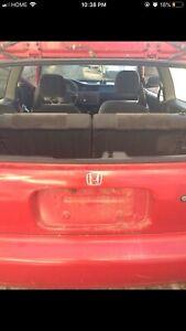 1993 Honda Civic (project)